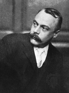 Kenneth Grahame in 1910