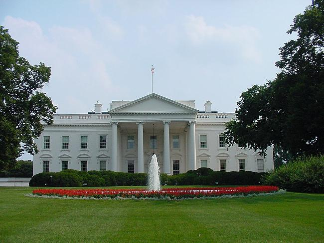 HISTORIC BUILDINGS XII – The White House 18th century AD ...