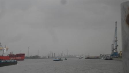 Antwerp Harbor - June 2012