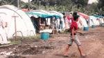 Internally displaced camp at Cagayan Doro Mindanao