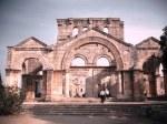 The Church of St Simon Stylites