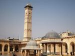 The Great Mosque at Aleppo