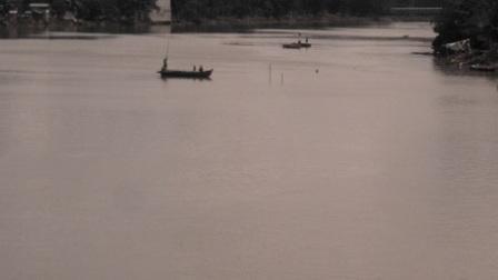 The river at Cagayan Doro Mindanao