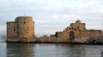 Sea castle at Sidon