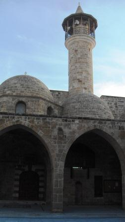 Seaside mosque at Sidon