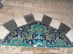 Wall Tiles at Tehran Museum