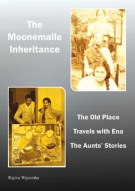 The moonemalle inheritance - book cover