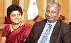 In short, not only should Mrs Bandaranayake not have anything to do with any case involving her husband, but her husband should have been prevented from accepting any government position. Similarly, she should not be eligible for any further government position after she has served on the bench.