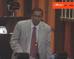MPSumanthiranInParliment