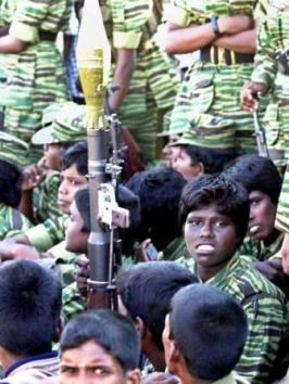 Independent - Tamil rebels recruited children