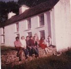 18 - At Ahakista in Ireland, 1978