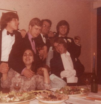 23 - The Rectory Road Wreckers Dinner, 1976
